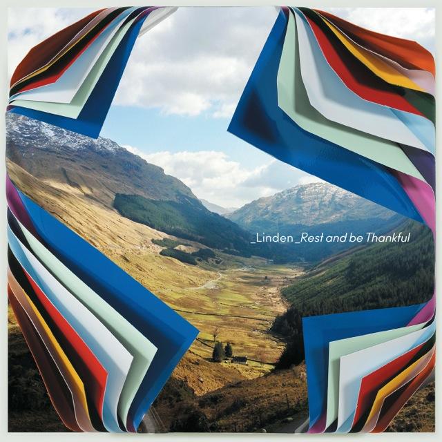 Jim Lambie, Linden rest and be thankful Art Vinyl & Belgraves Hotel Best Art Vinyl 2015