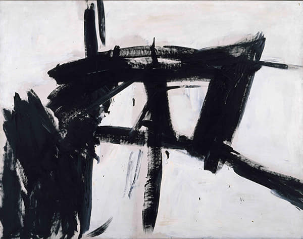 Abstract Expressionism Royal Academy Franz Kline