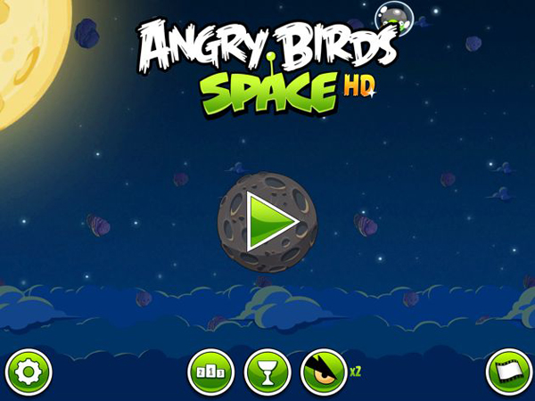 Angry Birds Space gets new update