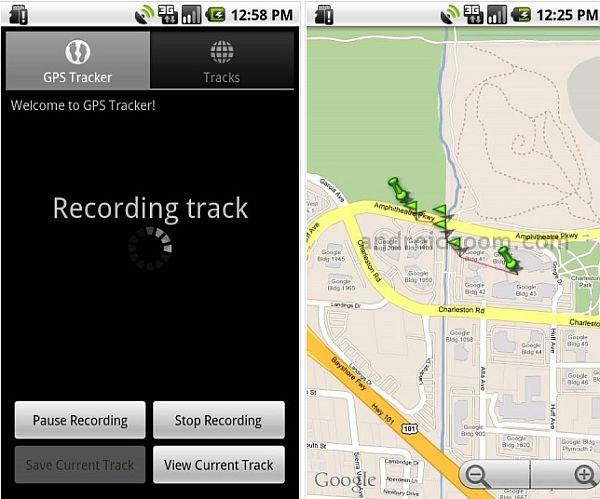 Mobile GPS