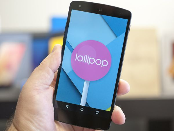 Android Lollipop 2