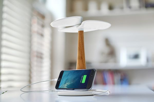 Ginkgo solar charger 1