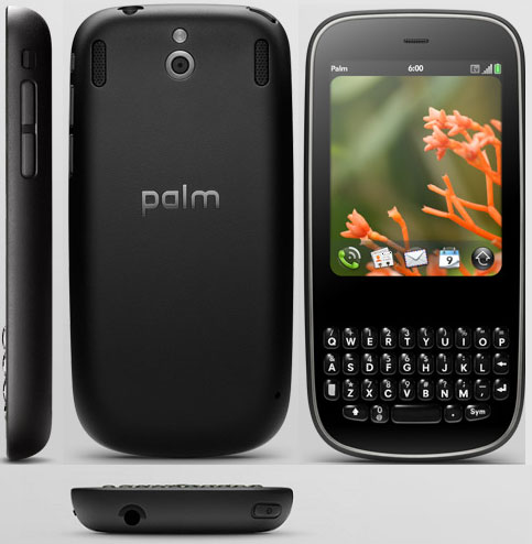Palm Introduces The WebOS Palm Pixi Smartphone For Sprint