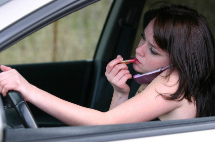 Driving While Distracted (DWD)