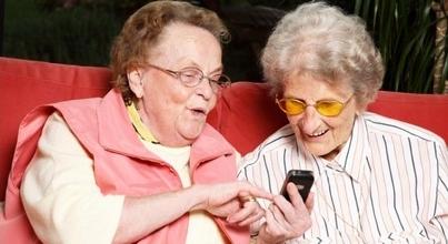 cellulare brondi per anziani