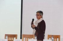 A instalação de povoamentos foi o tema abordado por Clara Araújo