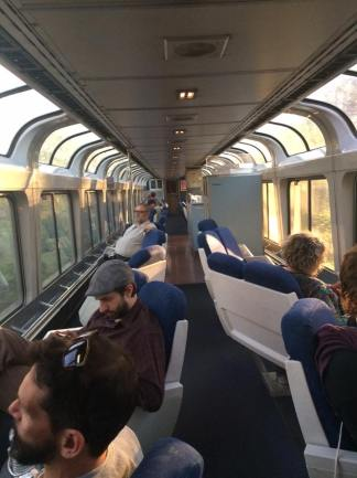 You too can take that 213$ Cross Country Train Ride Even if You're Gluten Free