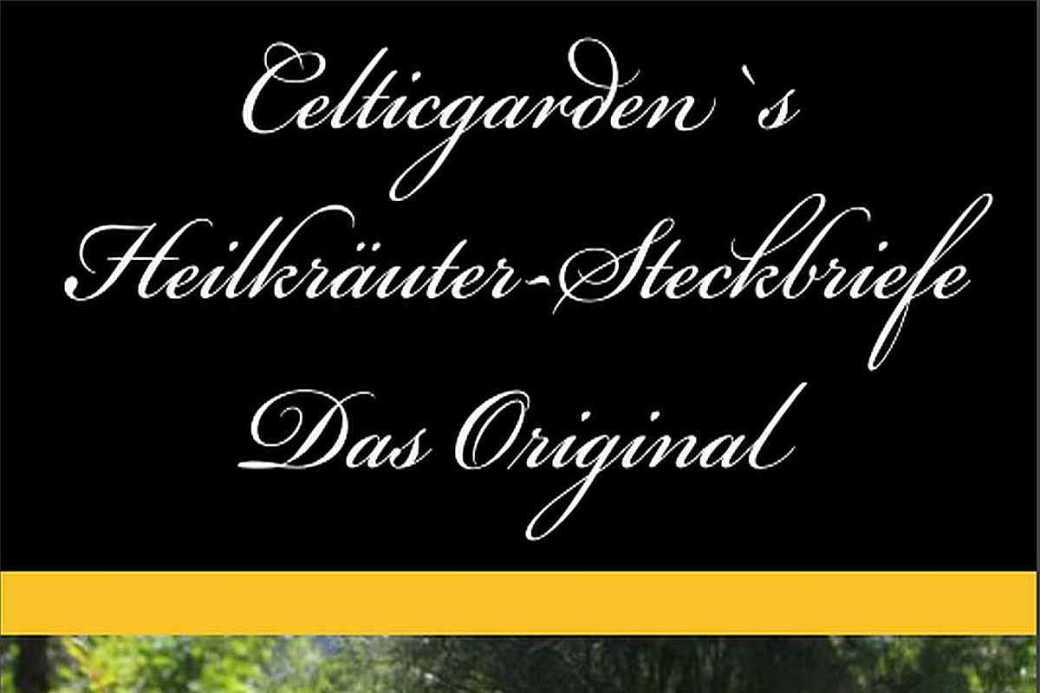 Ebook Heilkräuter Steckbriefe
