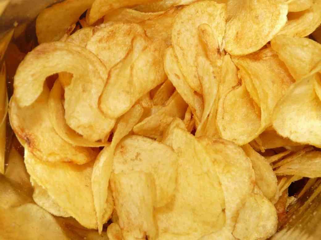 kartoffelchips selbermachen