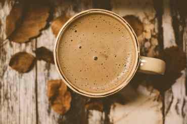 ingwer honig kaffee