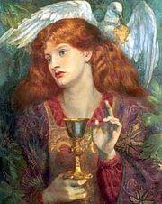 Holy Grail - Rossetti