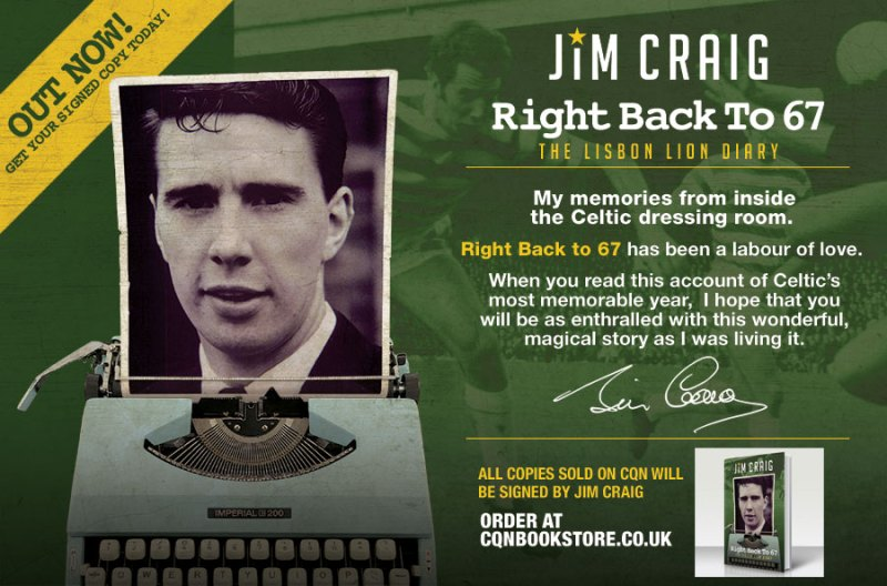 RightBackTo67ADVERT5  'THEY'LL BE BACK SOON,' RODGERS ON ROBERTS AND ROGIC RightBackTo67ADVERT5