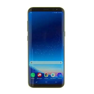 Samsung Galaxy s8 Plus - Network Unlocked