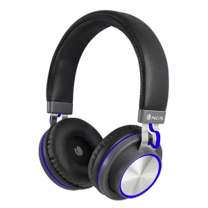 NGS Artica Envy Bluetooth Headphones Blue