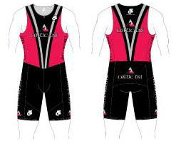 Triathlon Tri Suit - Mens