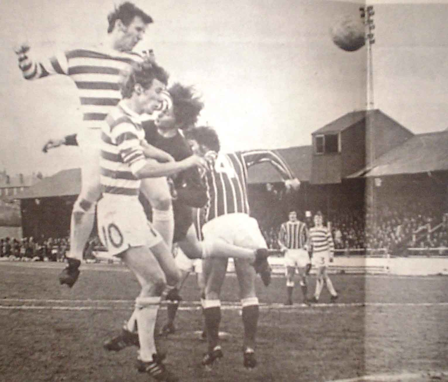 Celtic In The 70s Picture Quiz