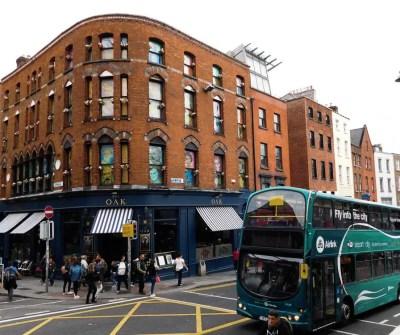 Airlink Express in Dublin, Ireland