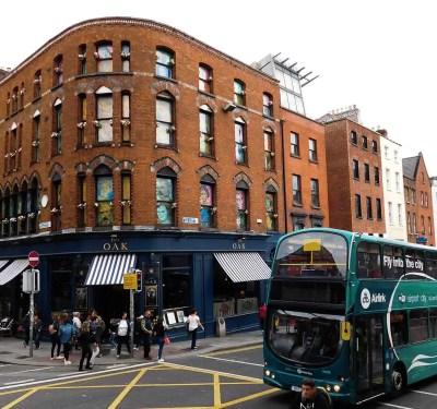 Bus to Dublin Airport