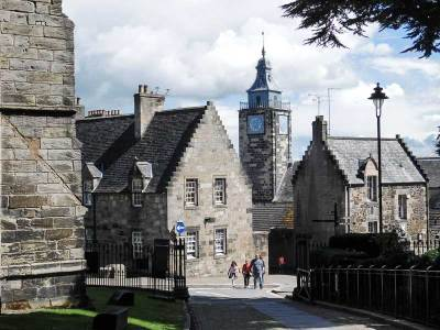 Medieval Stirling, Scotland