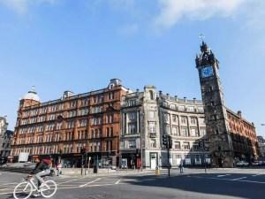 Merchant City, Glasgow, UK