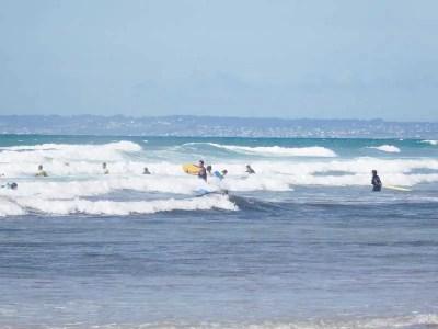 Surf Lessons in La Torche, Brittany