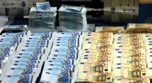 Quantitative Easing EU