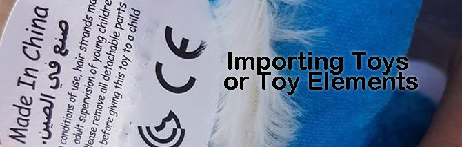Importing toys/toy elements and REACH