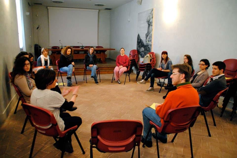 Seminario con Paola Zuccato