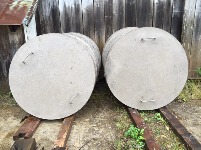 köpa brunnslock betong