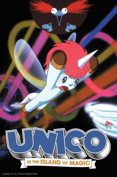 Unico in the Island of Magic movie poster