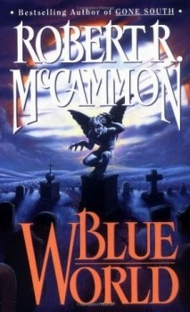 Cover of Blue World by Robert McCammon
