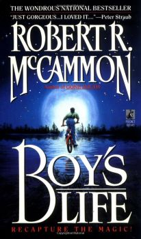Cover of Boy's Life, the novel by Robert McCammon