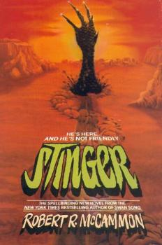 Cover of Stinger by Robert McCammon