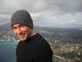 Author Nick Day