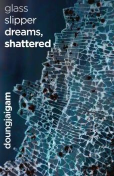 cover of glass slipper dreams, shattered