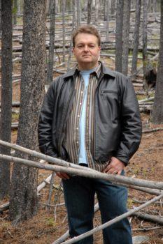 Photo of author T.L. Hines