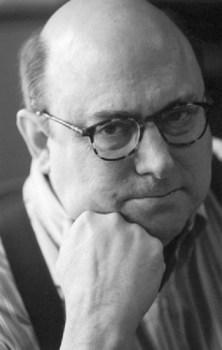Author Peter Straub