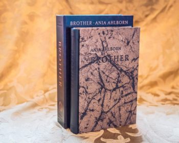 Suntup Edition of Ania Ahlborn's BROTHER