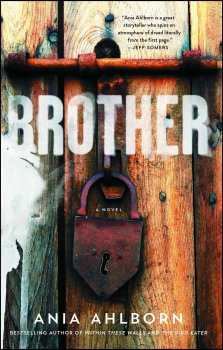 Trade edition of Ania Ahlborn's Brother