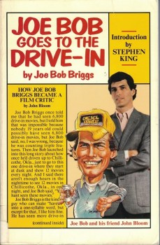 Cover of Joe Bob Goes to the Drive-In