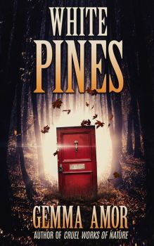 cover of White Pines by Gemma Amor