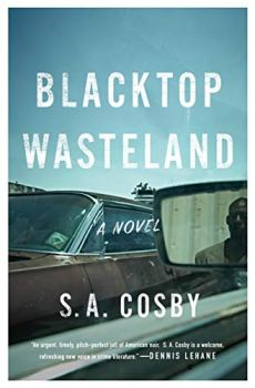 cover of Blacktop Wasteland by S.A. Cosby