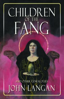 cover of Children of the Fang by John Langan