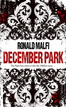 cover of December Park by Ronald Malfi