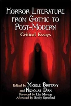 cover of Horror Fiction from Gothic to Post-Modern: Critical Essays