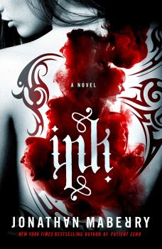 cover of Ink by Jonathan Maberry