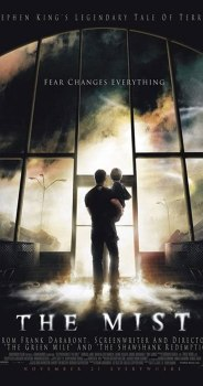 theatrical poster for The Mist