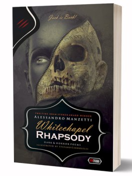 cover of Whitechapel Rhapsody