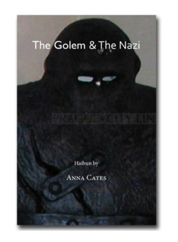 cover of the golem & the nazi by anna cates
