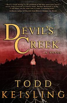 cover of Devil's Creek by Todd Keisling